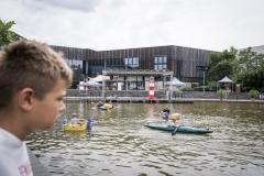 Das FEZ-Berlin ist der vielfältigste Spiel-, Lern- und Erlebnisort Berlins. Unter seinem Dach versammeln sich  inmitten des Waldparks Wuhlheide diverse Spielorte sowie Bildungs- und Kulturangebote für alle Generationen.