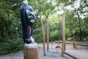 Den Fuchsbau, das Orbitall im FEZ und den Waldspielplatz erleben